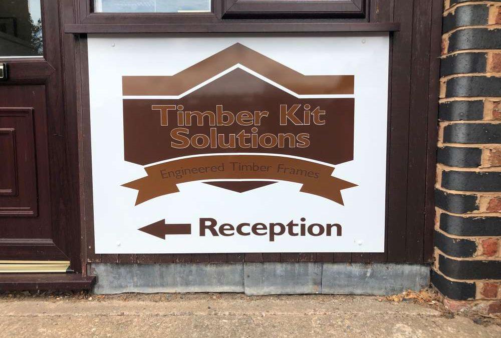 Timber Kit Solutions Website & Blog!