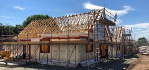 Timber-Frame-for-Roof